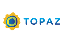 topaz small logo